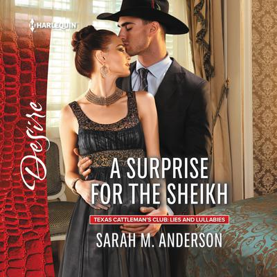 A Surprise for the Sheikh Audiobook, by