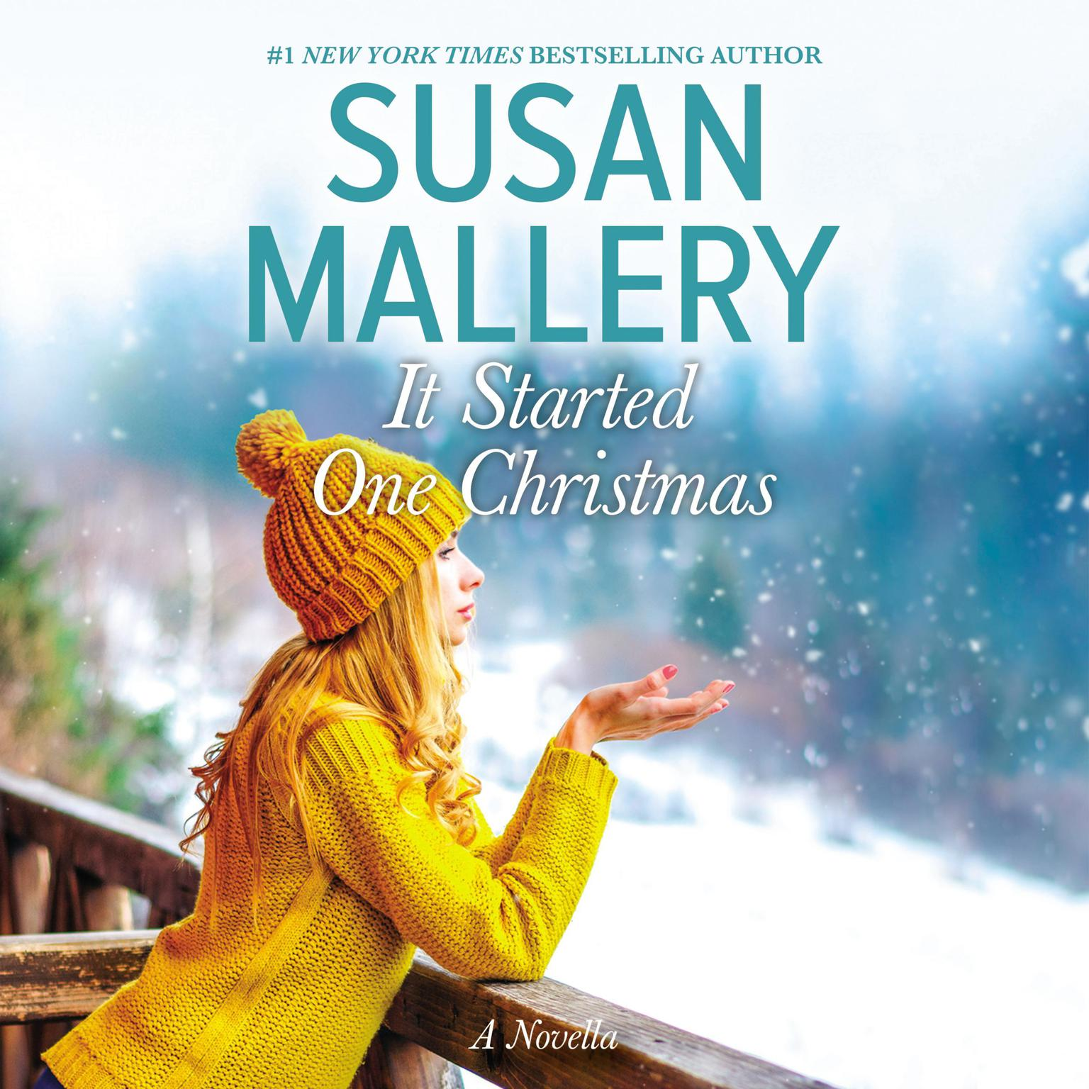 It Started One Christmas Audiobook, by Susan Mallery