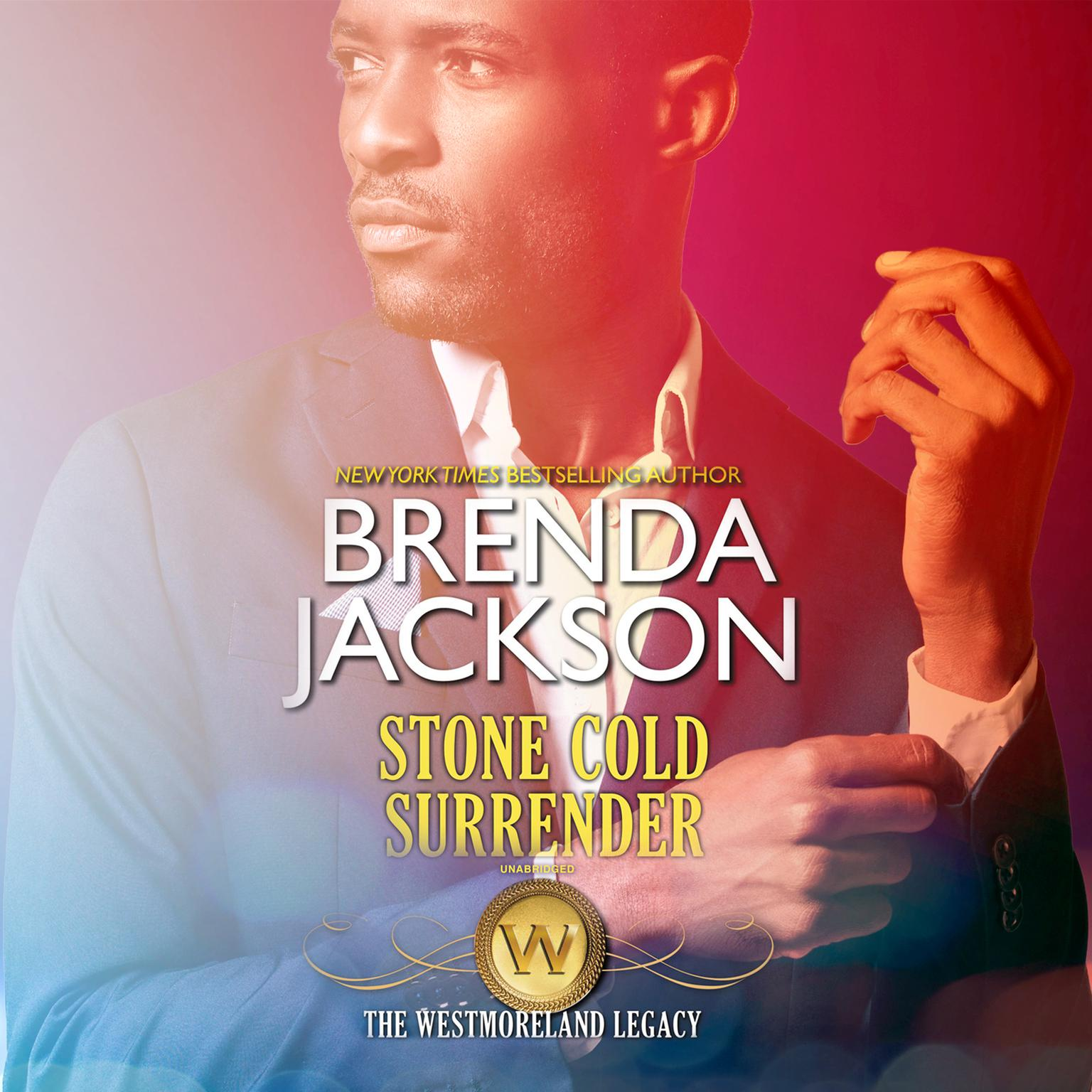 Printable Stone Cold Surrender Audiobook Cover Art