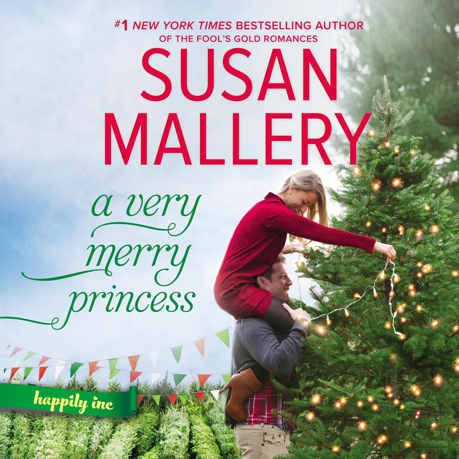 A Very Merry Princess Audiobook, by Susan Mallery
