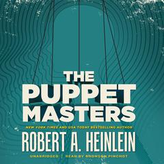 The Puppet Masters Audiobook, by