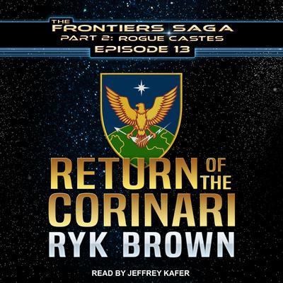 Return of the Corinari Audiobook, by