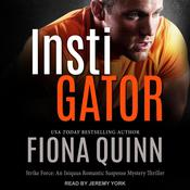 Instigator Audiobook, by Fiona Quinn