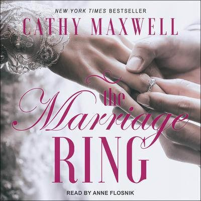 The Marriage Ring Audiobook, by Cathy Maxwell