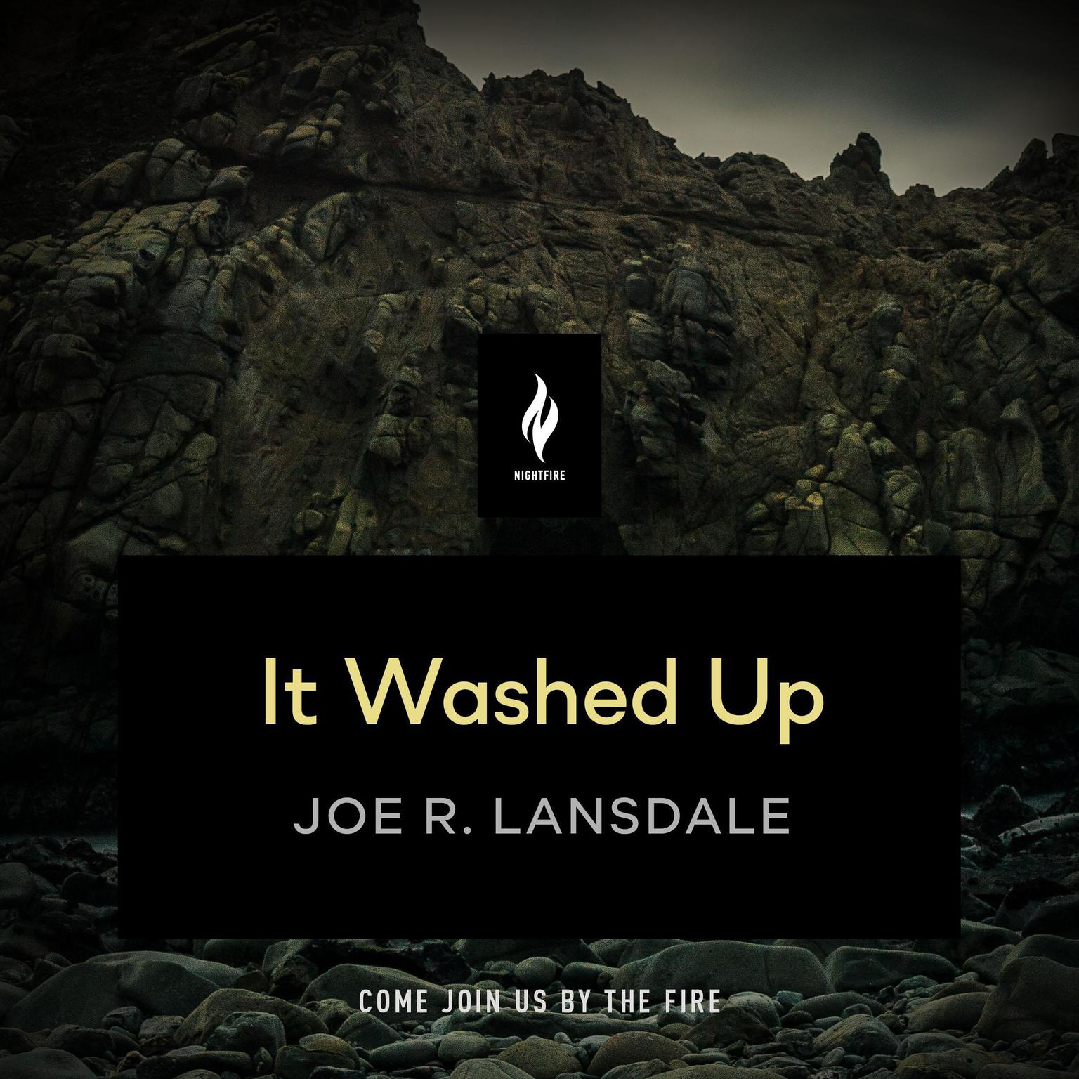 Printable It Washed Up: A Short Horror Story Audiobook Cover Art