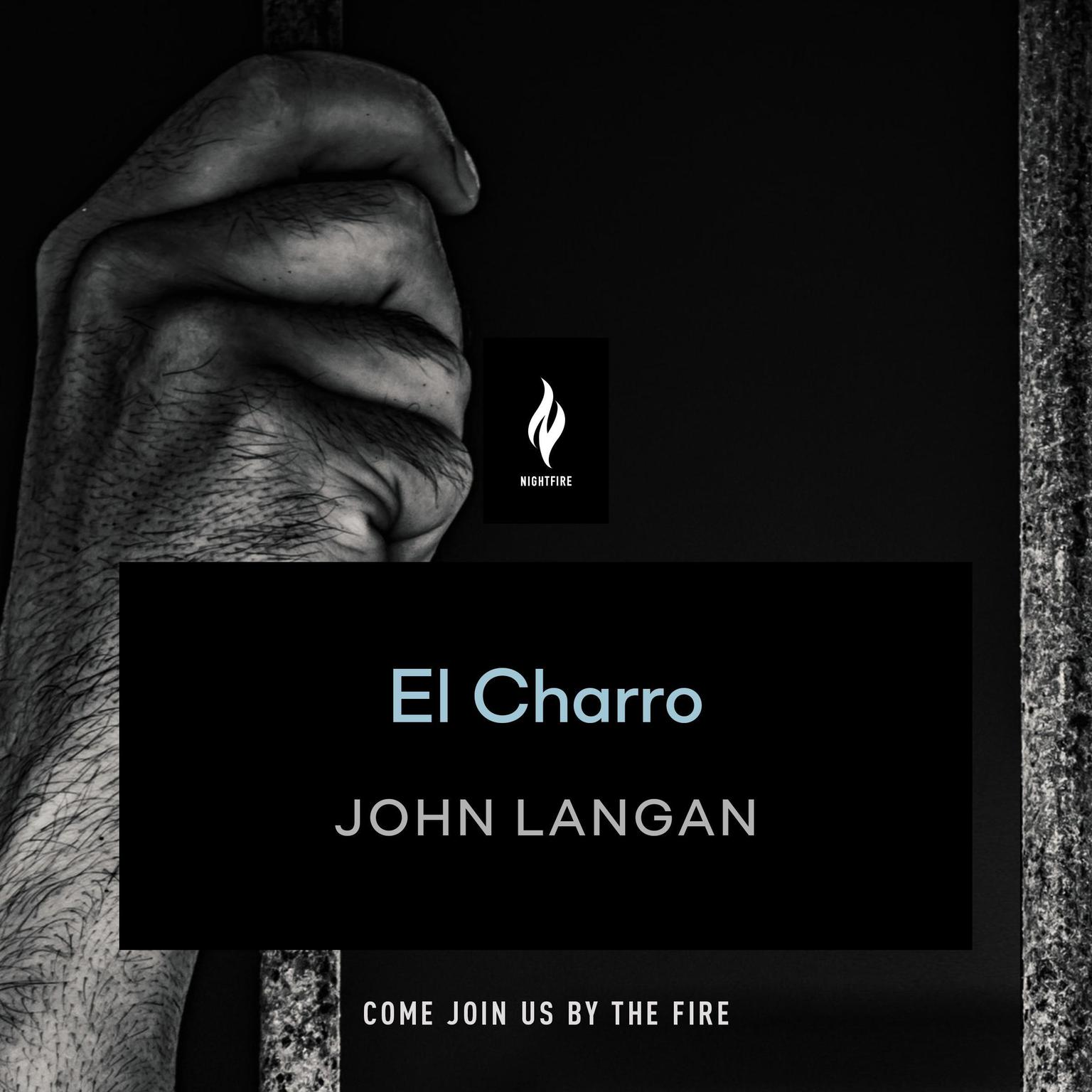 Printable El Charro: A Short Horror Story Audiobook Cover Art