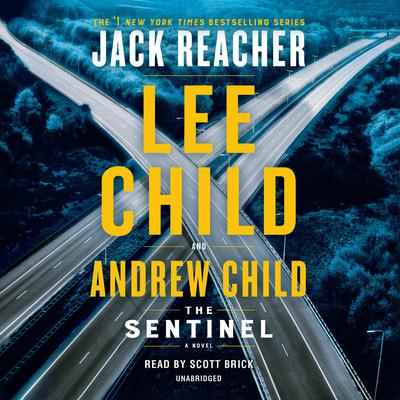 The Sentinel: A Jack Reacher Novel Audiobook, by Lee Child
