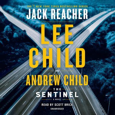 The Sentinel: A Jack Reacher Novel Audiobook, by