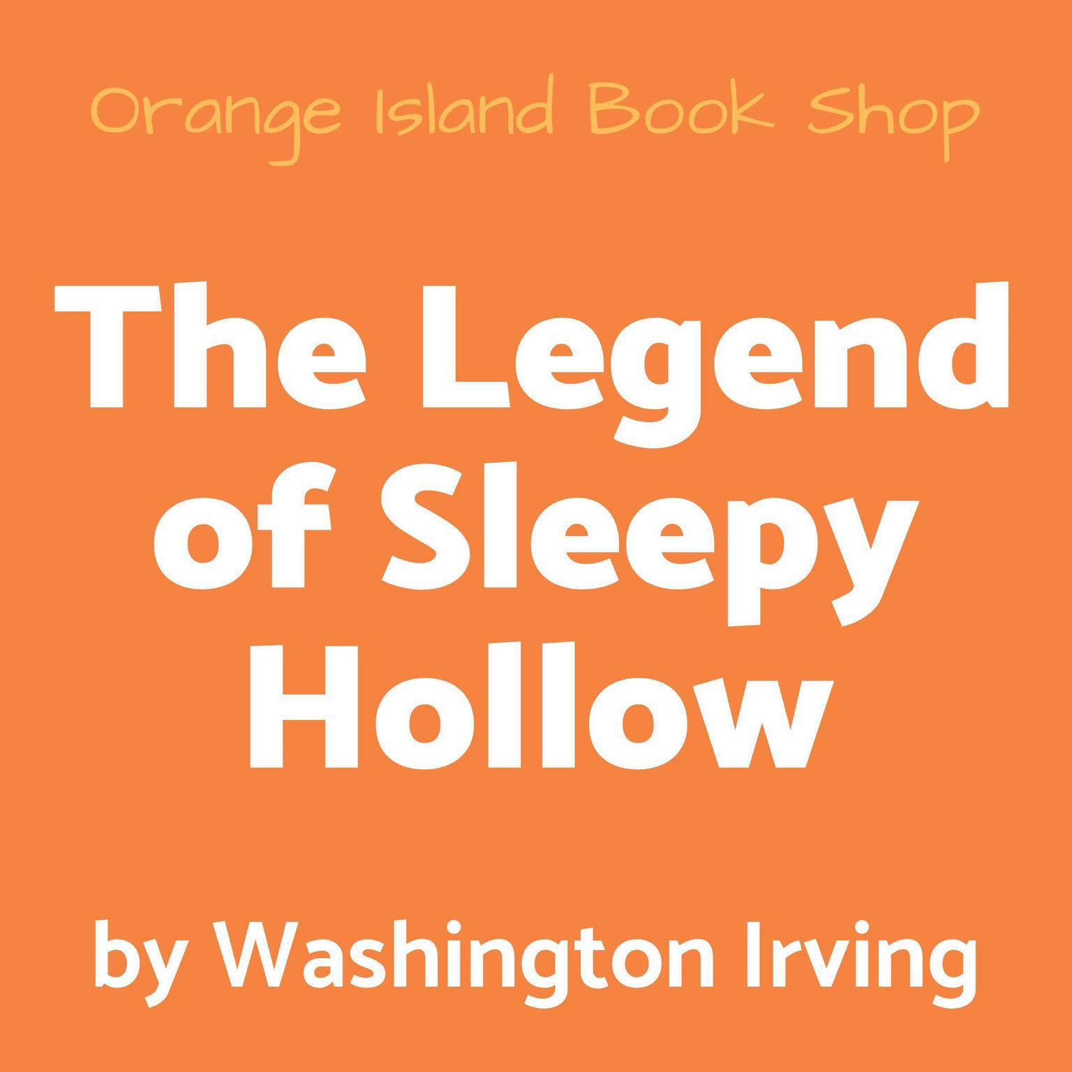 Printable The Legend of Sleepy Hollow [unabridged] Audiobook Cover Art