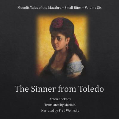 The Sinner from Toledo Audiobook, by