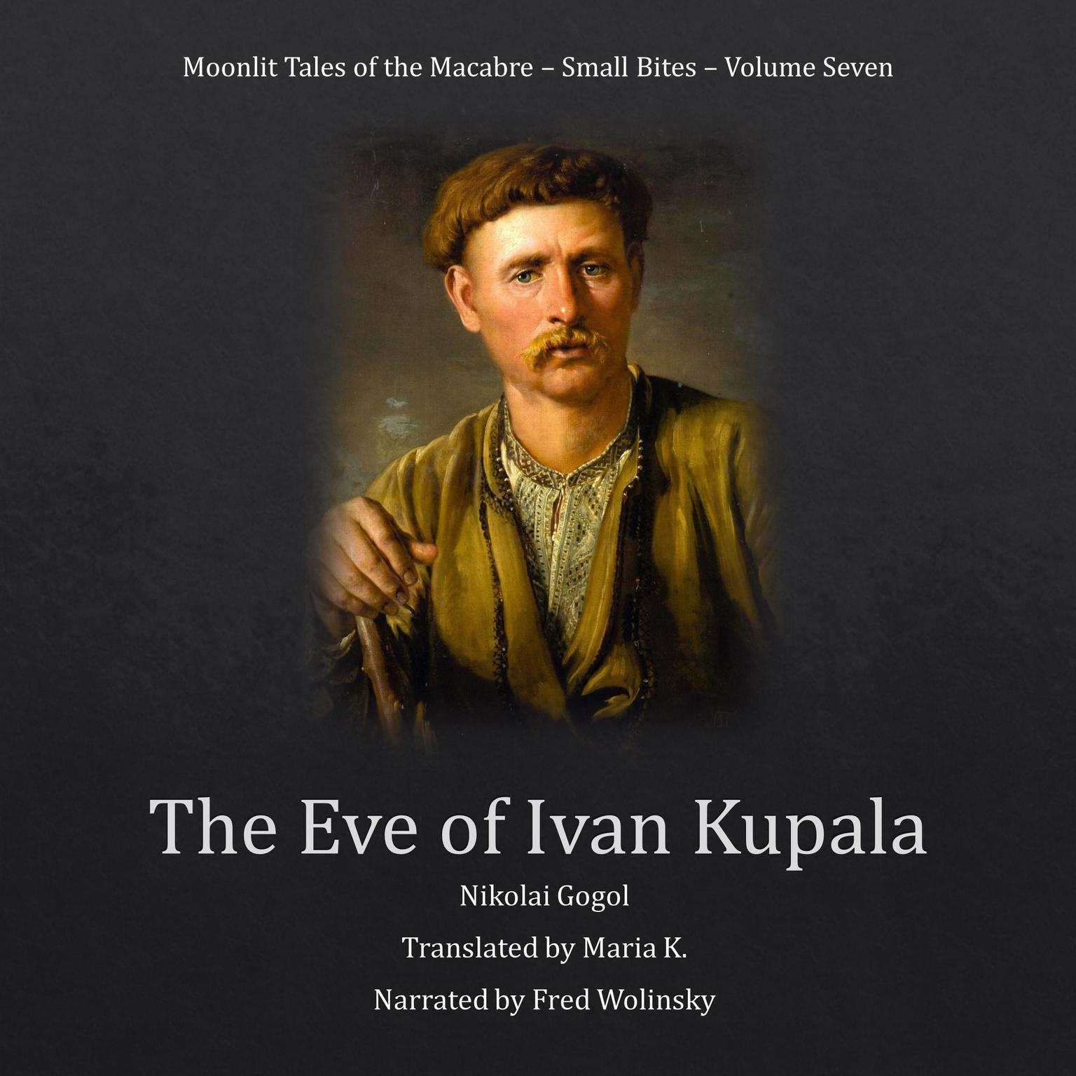 Printable The Eve of Ivan Kupala Audiobook Cover Art