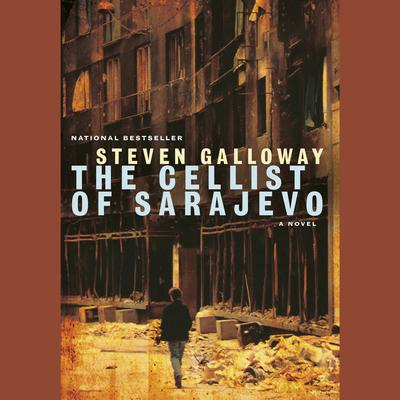The Cellist of Sarajevo Audiobook, by
