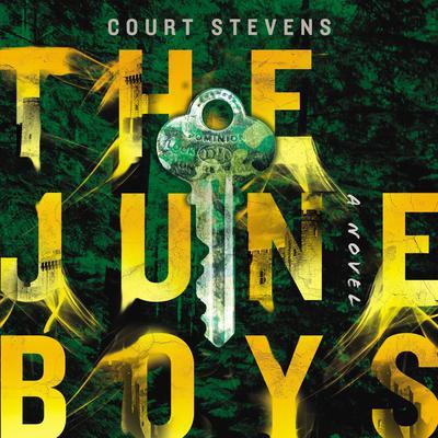 The June Boys Audiobook, by Courtney Stevens