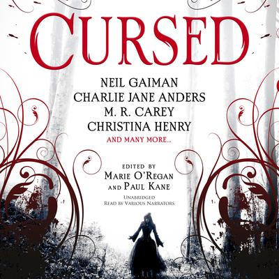 Cursed Audiobook, by Marie O'Regan