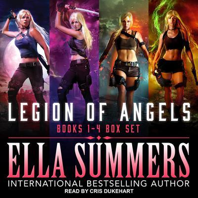 Legion of Angels: Books 1-4 Box Set Audiobook, by