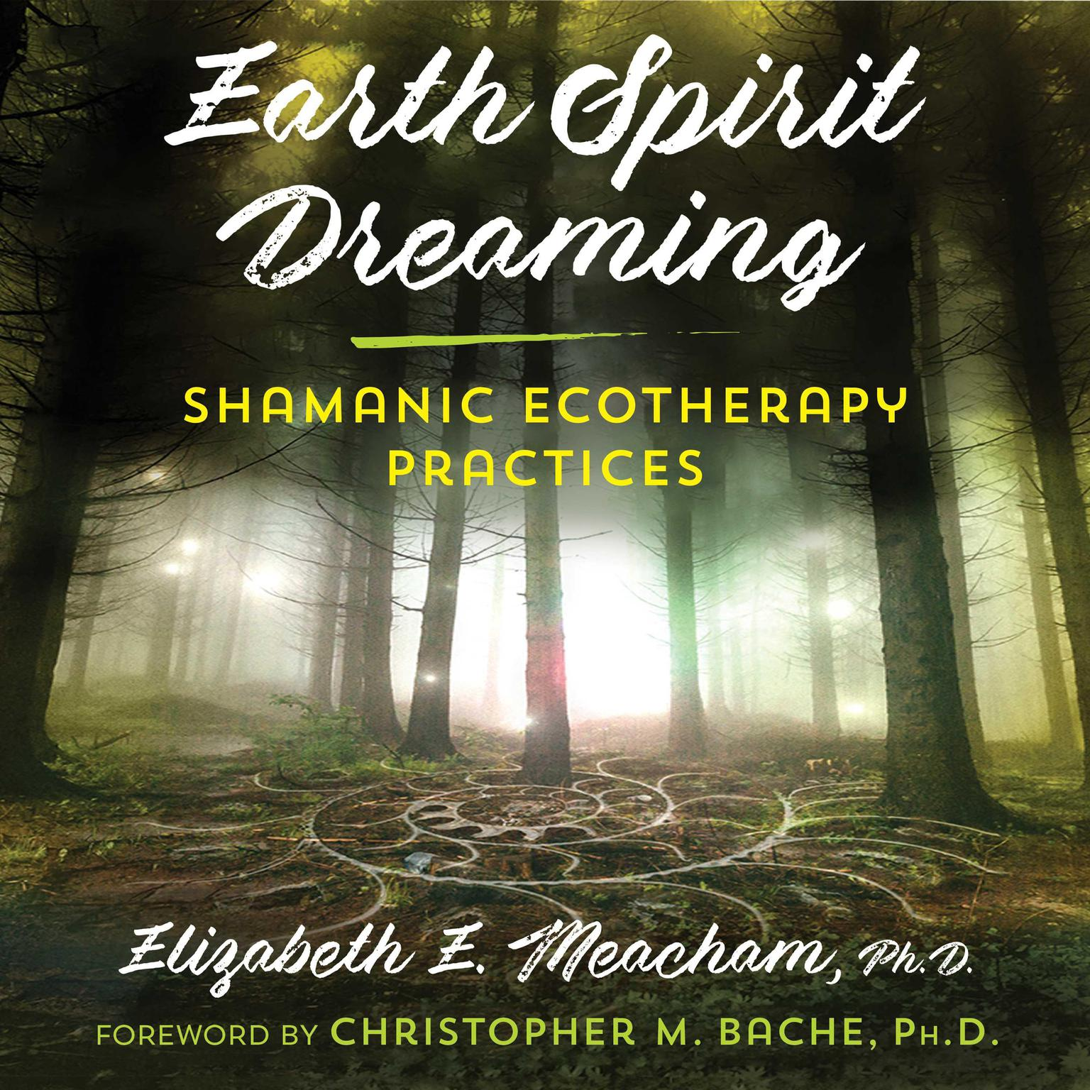 Printable Earth Spirit Dreaming: Shamanic Ecotherapy Practices Audiobook Cover Art