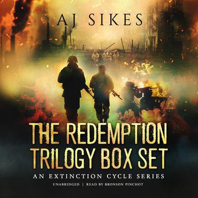 The Redemption Trilogy Box Set: Emergence, Penance, Resurgence Audiobook, by