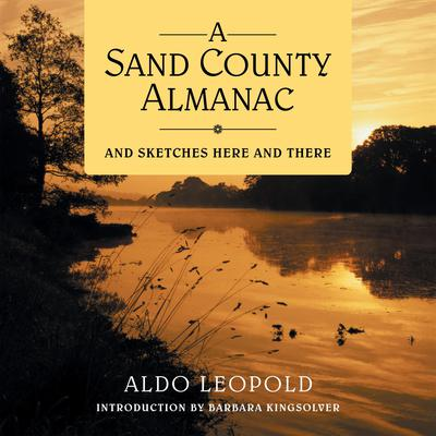A Sand County Almanac: And Sketches Here and There Audiobook, by