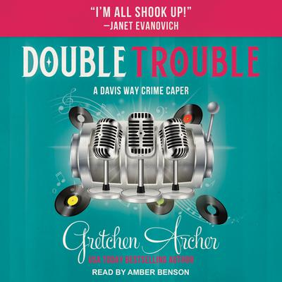 Double Trouble Audiobook, by