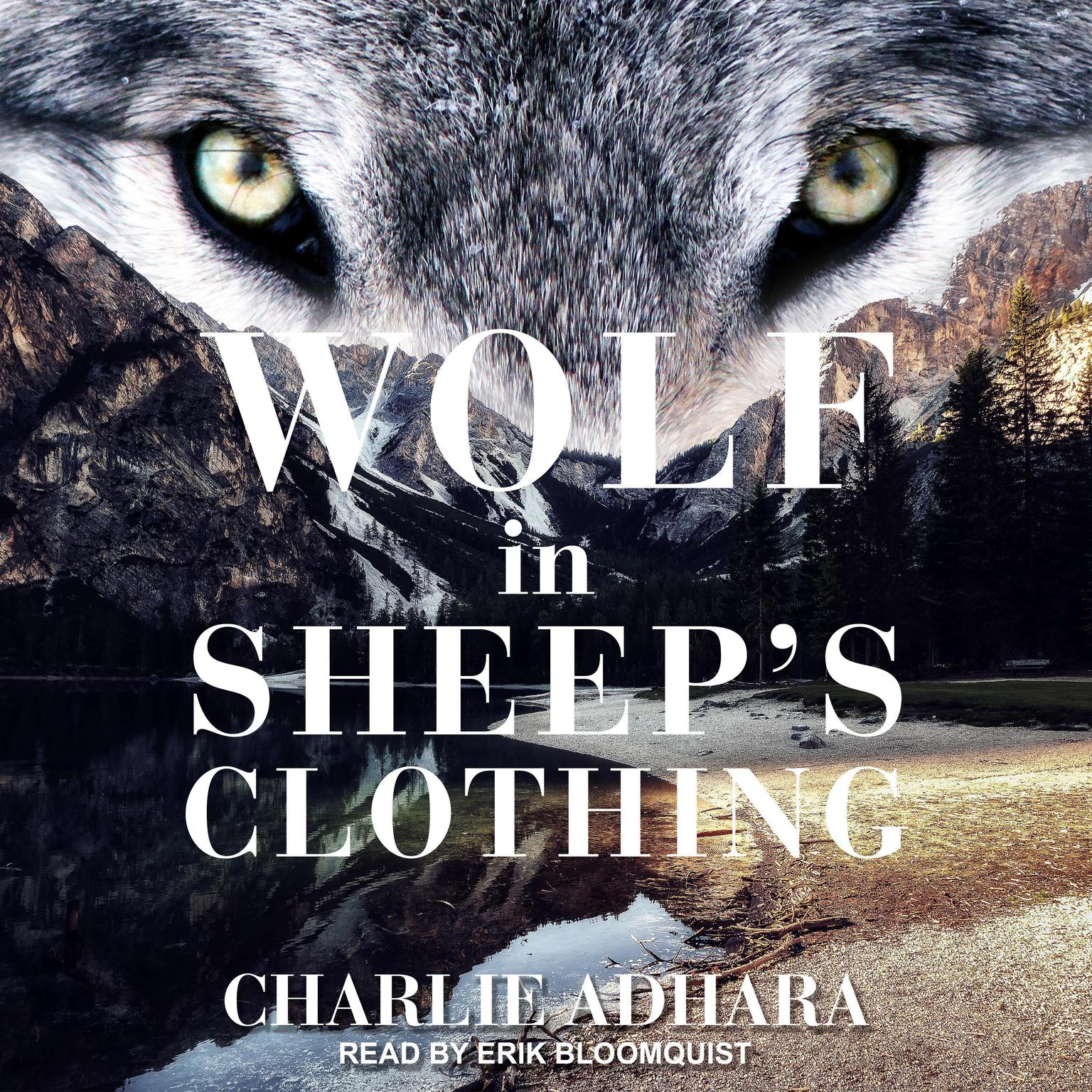 Wolf in Sheeps Clothing Audiobook, by Charlie Adhara