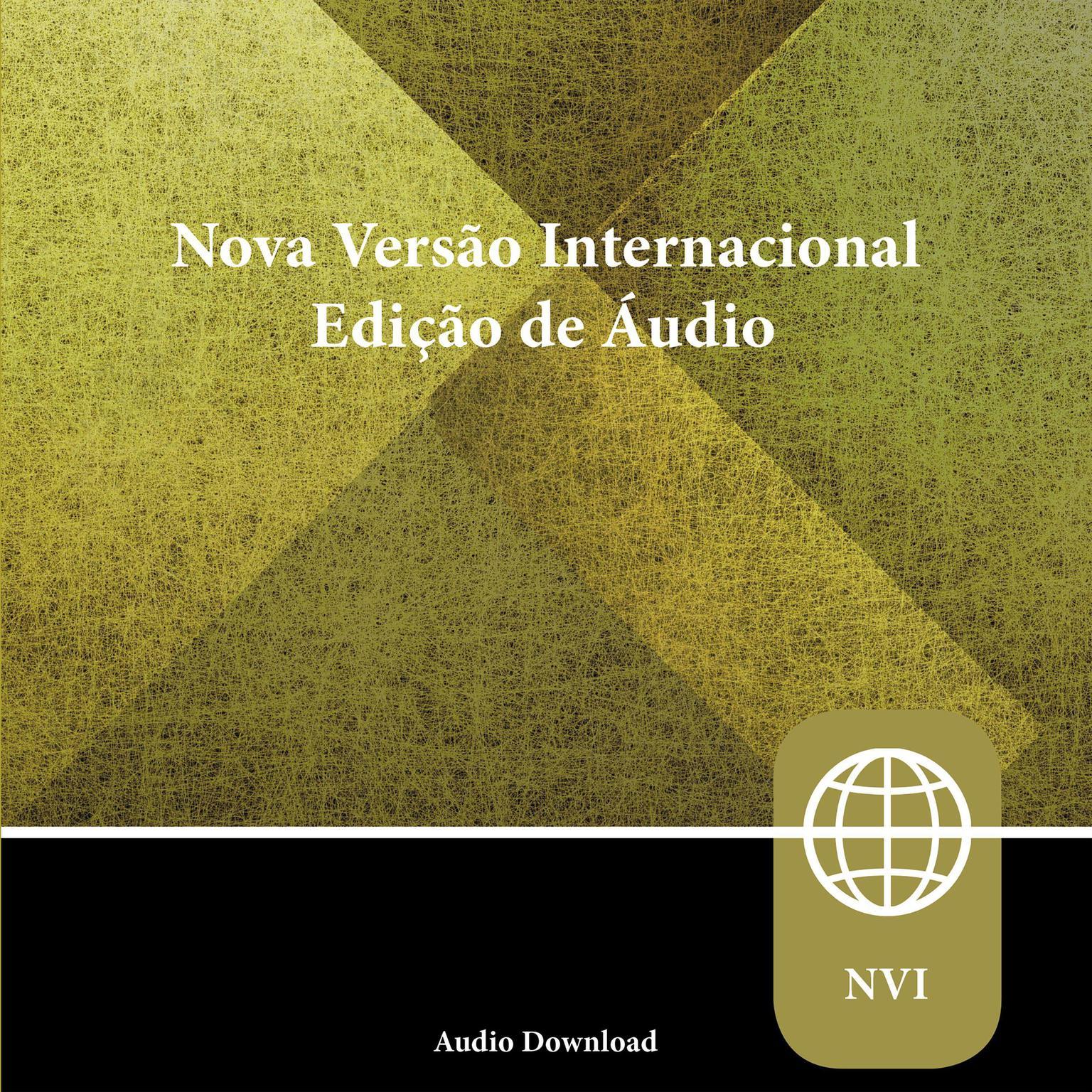 Printable Nova Versão Internacional, Audio Download Audiobook Cover Art
