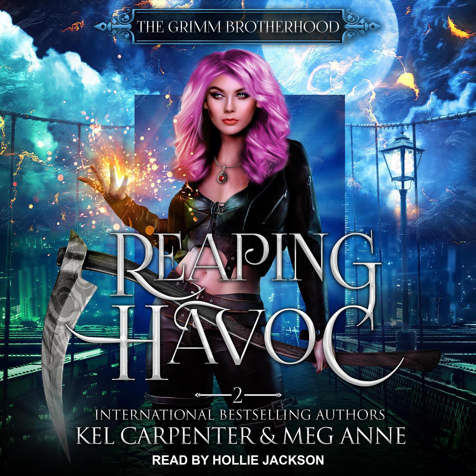 Reaping Havoc Audiobook, by Meg Anne