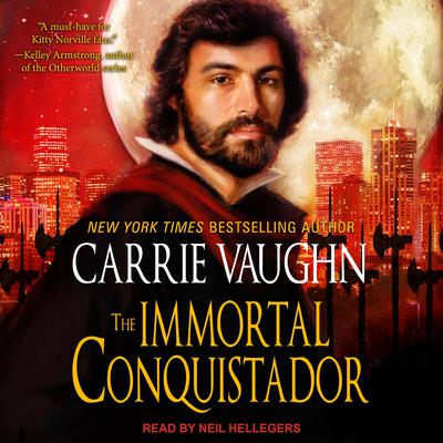 The Immortal Conquistador Audiobook, by