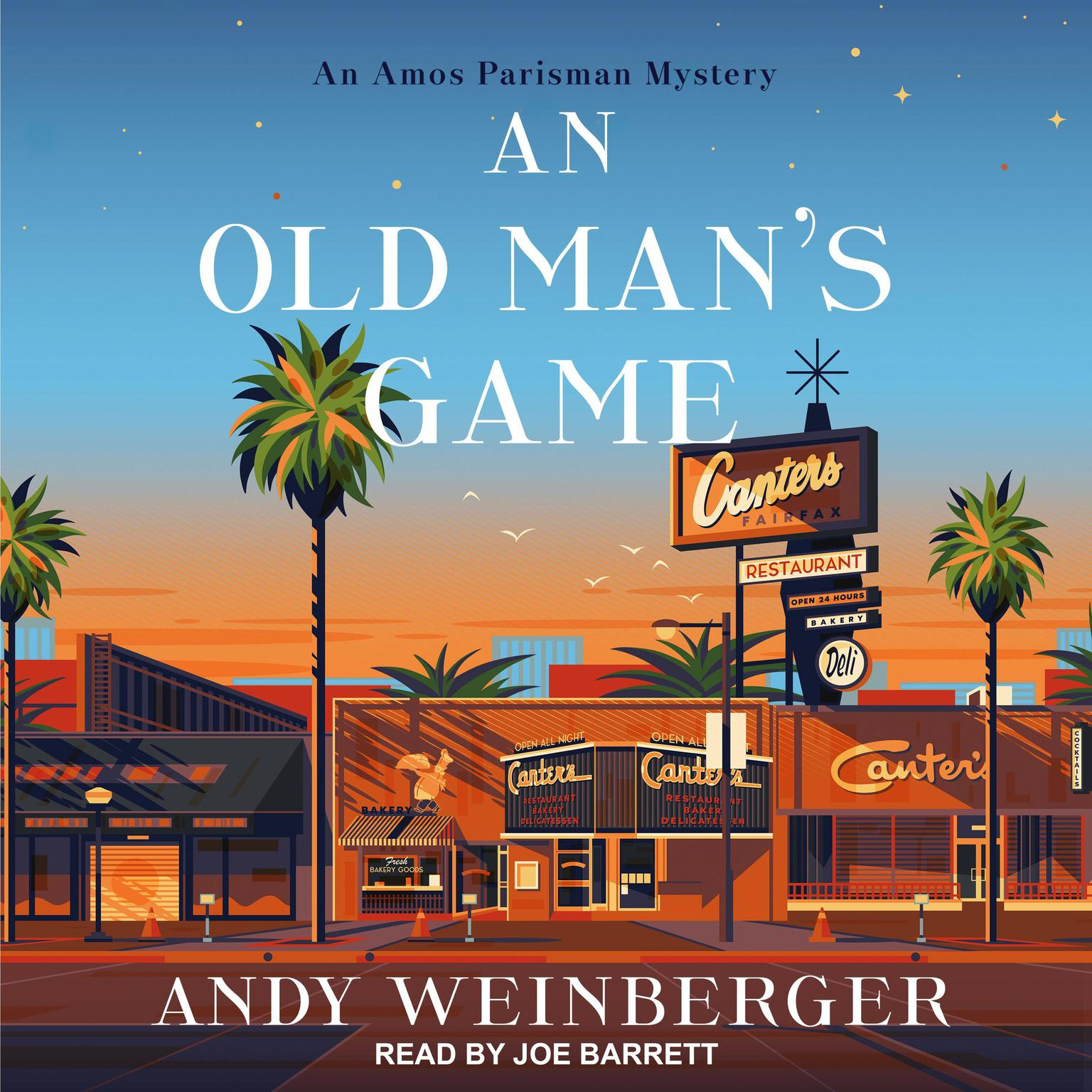 An Old Mans Game Audiobook, by Andy Weinberger