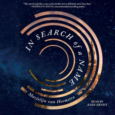 In Search of a Name: A Novel Audiobook, by Marjolijn van Heemstra