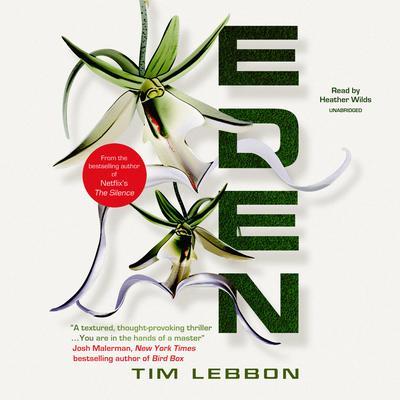 Eden Audiobook, by Tim Lebbon