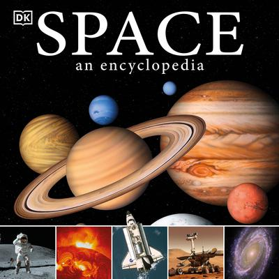 Space: A Childrens Encyclopedia Audiobook, by DK  Books