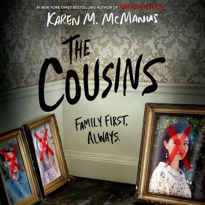 The Cousins Audiobook, by Karen M. McManus