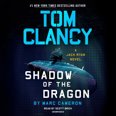 Tom Clancy Shadow of the Dragon Audiobook, by