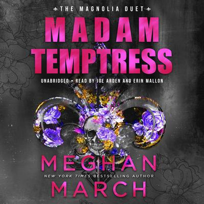 Madam Temptress Audiobook, by Meghan March