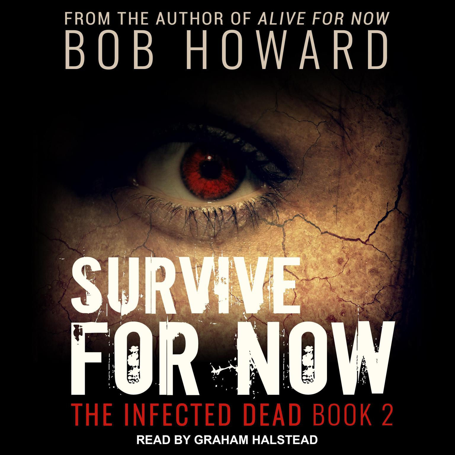 Printable Survive for Now Audiobook Cover Art