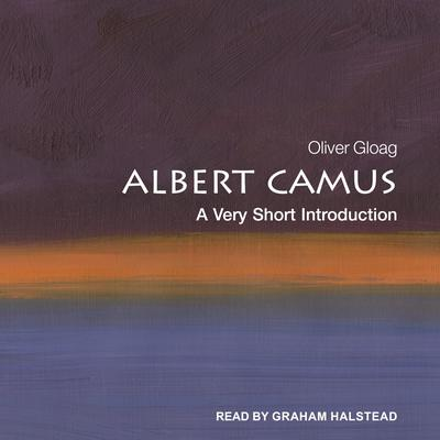 Albert Camus: A Very Short Introduction Audiobook, by
