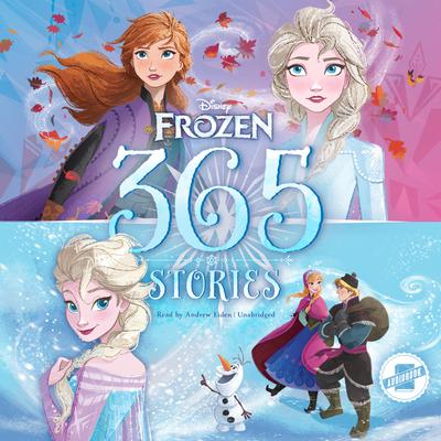 365 Frozen Stories Audiobook, by Disney Book Group