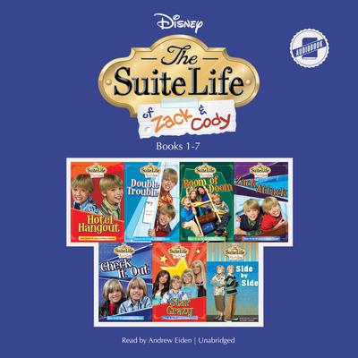 The Suite Life of Zack & Cody Collection (Books 1–7) Audiobook, by Disney Press