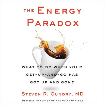 The Energy Paradox: What to Do When Your Get-Up-and-Go Has Got Up and Gone Audiobook, by