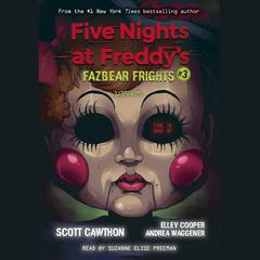 Five Nights at Freddys Fazbear Frights 3: 1:35 AM Audiobook, by Scott Cawthon