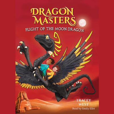 Flight of the Moon Dragon Audiobook, by