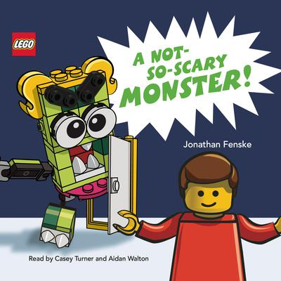 Not-So-Scary Monster, A! Audiobook, by Jonathan Fenske