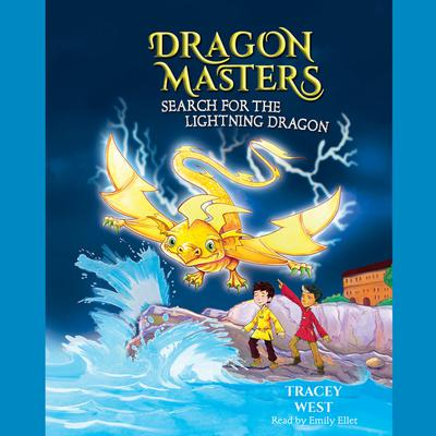 Search for the Lightning Dragon Audiobook, by