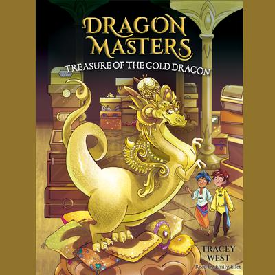 Treasure of the Gold Dragon Audiobook, by Tracey West