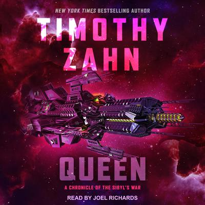 Queen: A Chronicle of the Sibyls War Audiobook, by Timothy Zahn