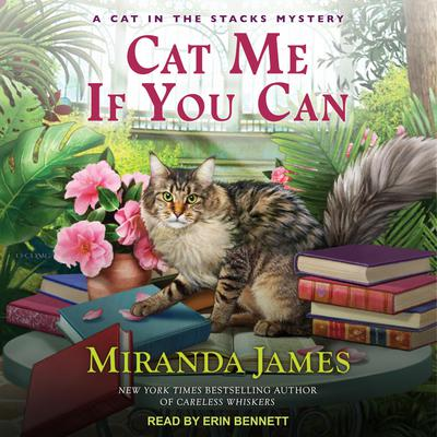 Cat Me If You Can Audiobook, by