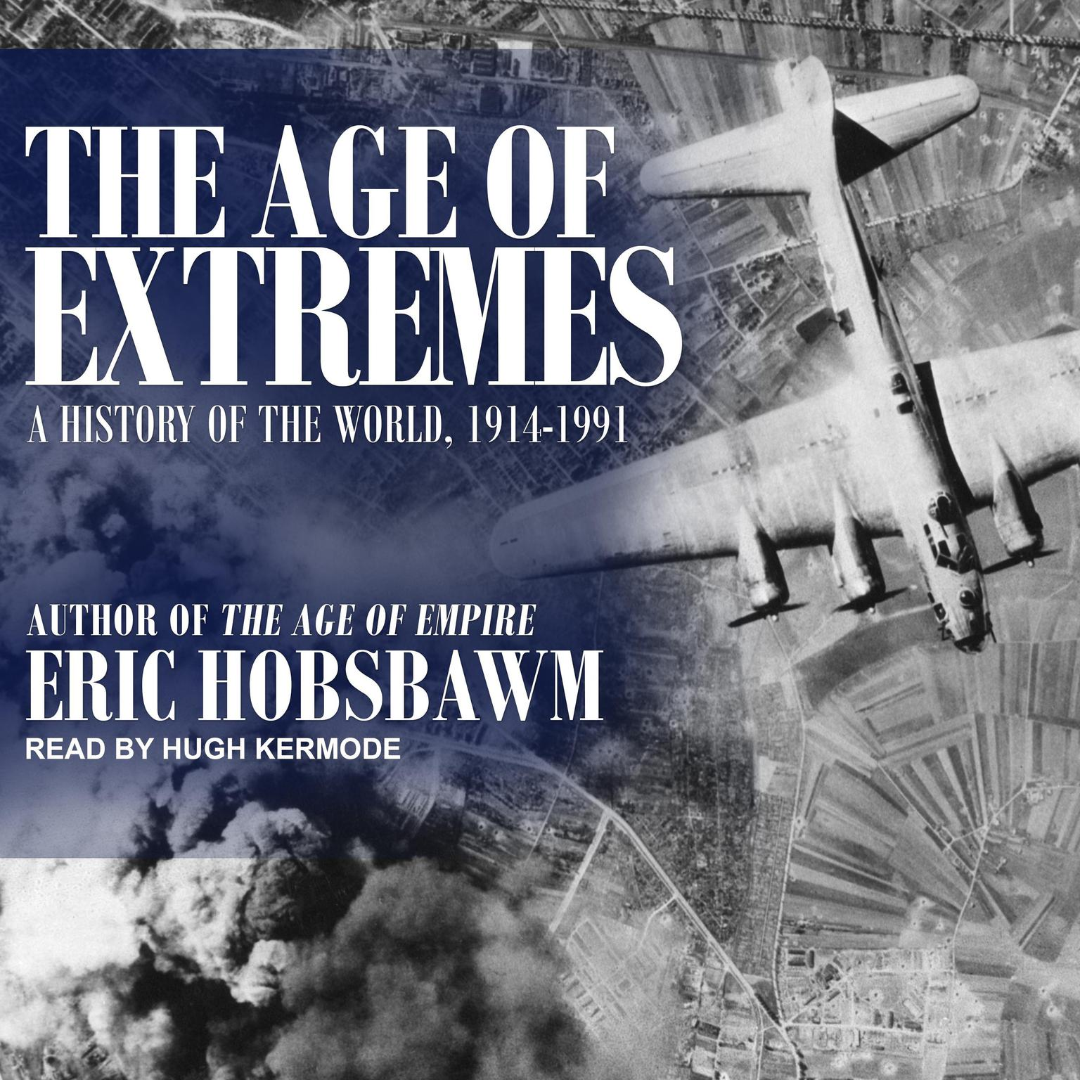 Printable The Age of Extremes: 1914-1991 Audiobook Cover Art