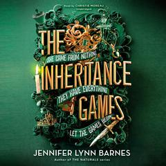 The Inheritance Games Audiobook, by