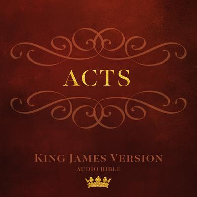 Book of Acts: King James Version Audio Bible Audiobook, by Made for Success