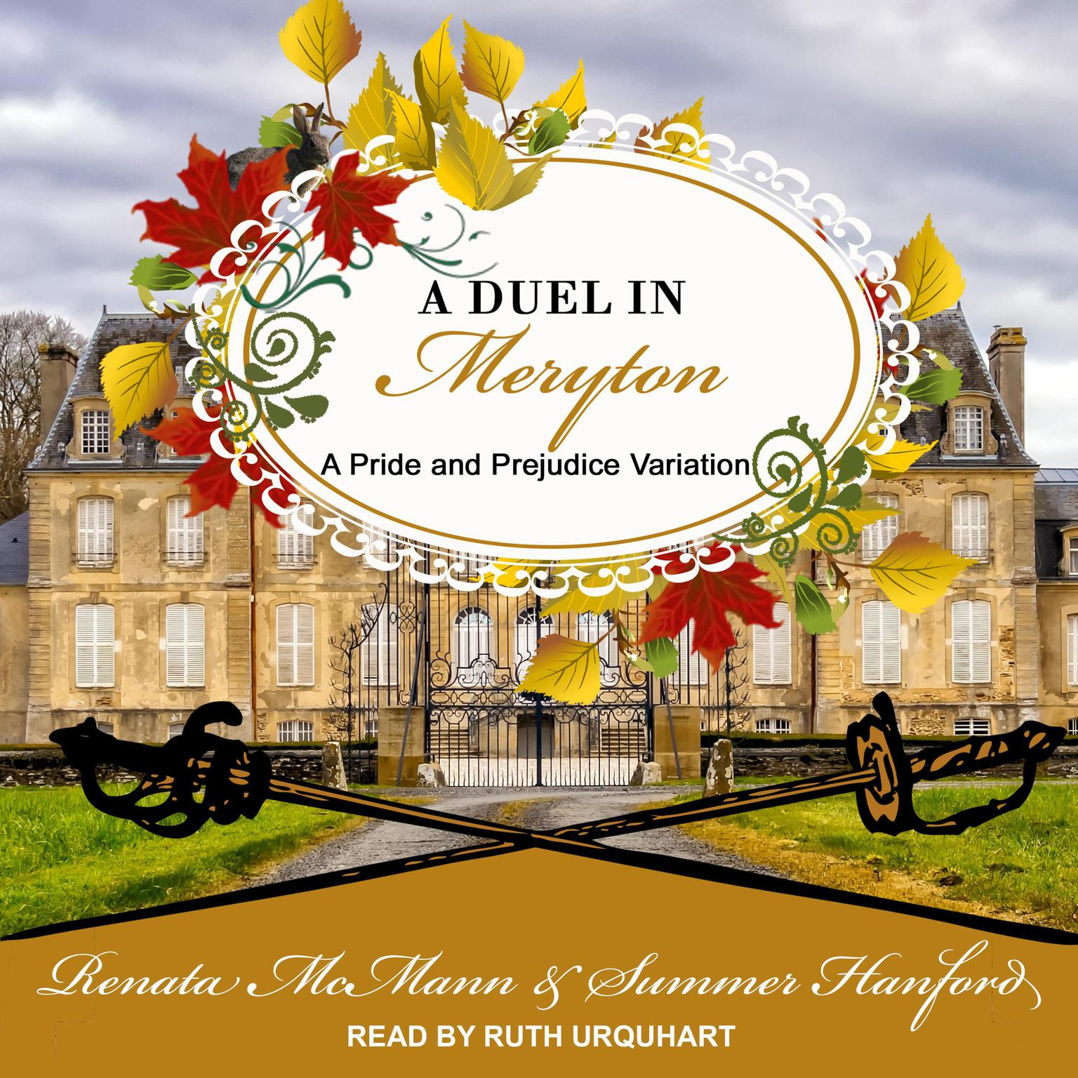 Printable A Duel in Meryton: A Pride and Prejudice Variation Audiobook Cover Art